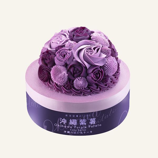 紫薯‧花語